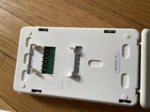 ~Carrier Infinity Thermostat~ Version 12. SYSTXCCUID01-A