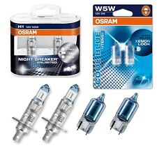 OSRAM H1 + W5W NIGHT BREAKER UNLIM. BIRNE+COOL BLUE INTENSE STANDLICHT 32113648