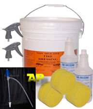 5 gallon of Non Silicone tire dressing/auto detailing R95