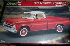 REVELL 1964 CHEVY PICKUP TRUCK 1/25 Model Car Mountain  OPEN