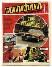 Countdown #42 (Dec 4th 1971) Doctor Who, Stingray, Thunderbirds, UFO
