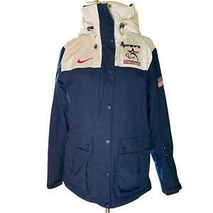(Olympics) USA Paralympic Team USA Zip Hood Nike Jacket Sz small Women's