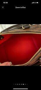 Louis Vuitton Speedy 25 Damier Ebene Tote Handbag - N41365