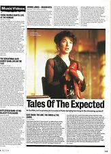 KATE BUSH Line Croos Curve review UK ARTICLE / clipping