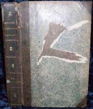 THE EDINBURGH REVIEW / CRITICAL JOURNAL OCT 1823-JAN 1824 p. HEIRS OF D.WILLISON