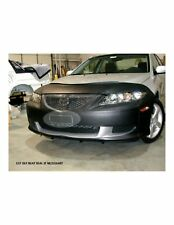 Lebra Front End Mask Cover Bra Fits MAZDA 6 2003-2005 sport pack 03 04 05