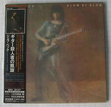 JEFF BECK - Blow By Blow REMASTERED JAPAN MINI LP CD NEU! MHCP-588
