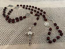 Rusario S Nino De Praga Rosary Beads. Eivs In Obitv Nro Prae.