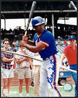 George Foster signed autograph auto 8x10 New York Mets Baseball Photo