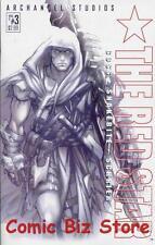THE RED STAR #3 (2003) ARCHANGEL STUDIO COMICS