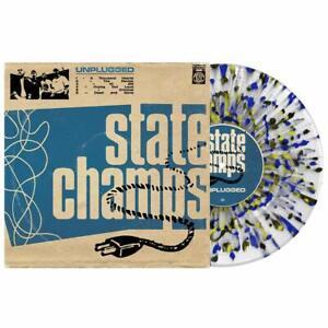 State Champs - Unplugged (Splatter+Scr. Printed B-Side) LP NEU OVP