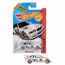 NEW 2014 Hot Wheels 1:64 Die Cast Car HW Race - Track Aces BMW E36 M3 169/250