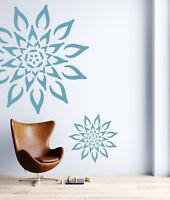 Mandala Stencil Flower Paint Wall Furniture Vintage Crafts Art Reusable MA1