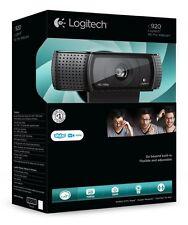 BRAND NEW - Logitech C920 Pro HD Webcam 1080P Full HD Skype Youtube Auto-Focus