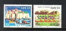 MALTA MNH 1998 SG1075-76 EUROPA: SAILING REGATTA SET OF 2
