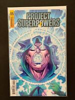 PROJECT SUPERPOWERS #5C DYNAMITE COMICS   NM/MT