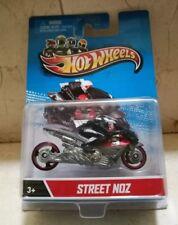 Hot Wheels STREET NOZ MOTORCYCLE MOTOCICLETA Edit Limit