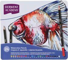 Derwent Academy 24 WATERCOLOUR Pencils