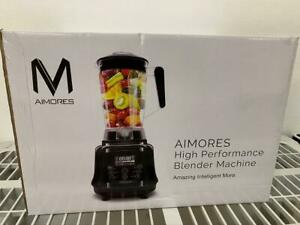 New Aimores 75oz 3-in-1 Programmable Blender (AS-UP988) Red