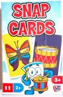 New Snap Cards Kids Family Game Playing Cards Party Bag Toy