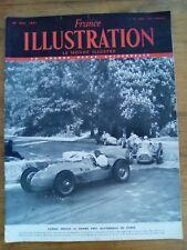 L'ILLUSTRATION N°293 - 26 MAI 1950 - GRAND PRIX AVEC FARINA