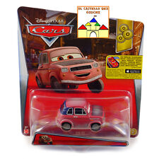 CARS Personaggio JUSTIN PARTSON in Metallo scala 1:55 by Mattel Disney