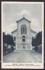 GENOVA CITTÀ 488 OSPEDALE SAN MARTINO Cartolina
