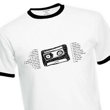 Mixtape T-Shirt of their 24 Greatest Hits: Song 2, Girls & Boys