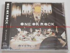 New ONE OK ROCK Zeitakubyo Zeitakubyou CD Japan F/S AZCL-10012 4943566220559