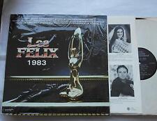 *CELINE DION Les Felix 1983 NM PROMO CANADA ONLY!! ADISQ REWARD MEGA RARE LP RCI