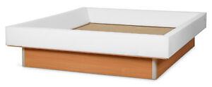Schaumrahmen Schaumkeil Standard 4-teilig für Softside Wasserbett