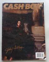 1987 CASH BOX MUSIC MAGAZINE PUBLICATION COVER- JODY WATLEY