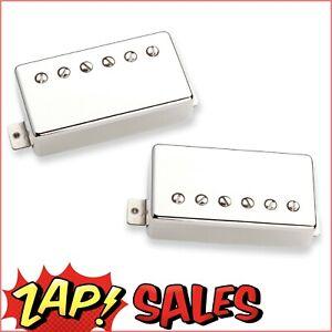 Seymour Duncan Electric Guitar Pickup Set Pearly Gates Nickel