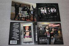 Nocny Kochanek - Zdrajcy Metalu CD z autografami ,SIGNED  POLISH RELEASE