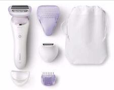 Womens Philips SatinShave Prestige Wet & Dry Lady Shaver Cordless Electric Razor