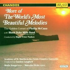 McCann Mills Black Dyke Band More of The Worlds Most Melodies CD