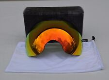 2017 NIB OAKLEY AIRBRAKE XL SNOWBOARD GOGGLE REPLACEMENT LENS $80 fire iridium