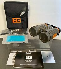 Bushnell Bear Grylls 10x42mm WaterProof Fog-Proof Roof Prism Multicoat Binocular