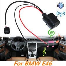 Car Bluetooth Module for BMW E46 CD SA 661/650 Radio Stereo Aux In Cable Adapter