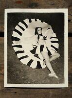 VTG 1940s Orig. AP Wire press photo Bonny Ballerino Brazil musical Tito Guizar