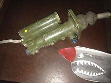 T-33 shooting star brake cylinder, valve, parking??