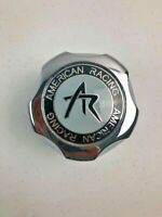American Racing Wheels 1342100S Chrome Wheel Center Cap