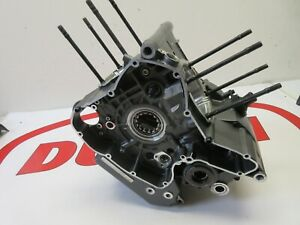 Ducati crank cases pair engine Diavel twin spark 22522979A