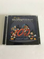 WALT DISNEY WORLD RESORT: CELEBRATING 100 YEARS OF MAGIC 2 CD OFFICIAL ALBUM
