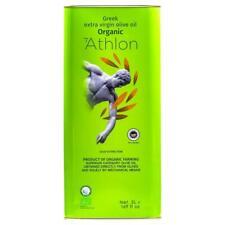 Athlon BIO Olivenöl 5Liter Griechenland BIO-Qualität kaltgepresst Extra Virgin