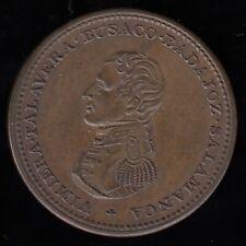 Wellington Tokens - Breton #985. Cossack Penny - Co. 24, CH WE-13