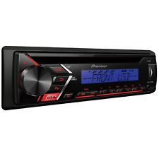 Pioneer deh-s100ubb Car Van Truck Radio USB CD Receiver with FRONT AUX-IN NEW