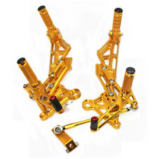 For Honda Grom MSX125 SF 2017 2018 2019 Rearsets Foot pegs Rear set Footrest