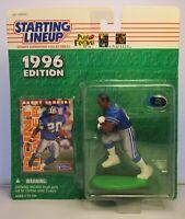 1996  BARRY SANDERS - Starting Lineup (SLU) MOC Football Figure - DETROIT LIONS