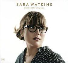 Sara Watkins - Young In All The Wrong Ways (NEW CD)